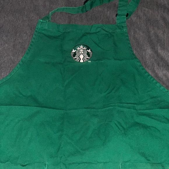 COPY - Starbucks apron